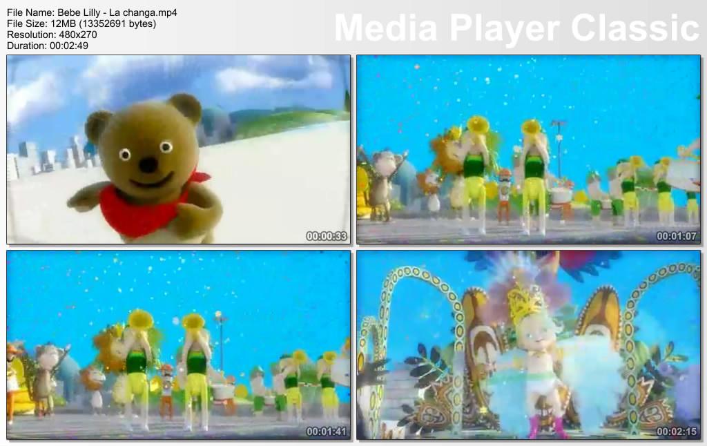 Скачать бесплатно клип в формате mp4